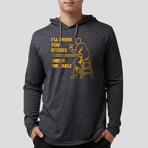 drinkTabl2E Mens Hooded Shirt