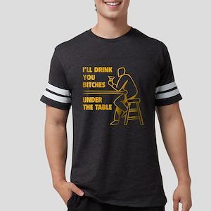 drinkTabl2E Mens Football Shirt