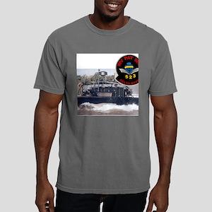 T-shirtPBR2-RivPatSec523 Mens Comfort Colors Shirt