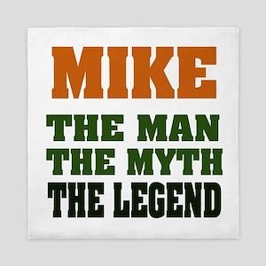 Mike The Legend Queen Duvet