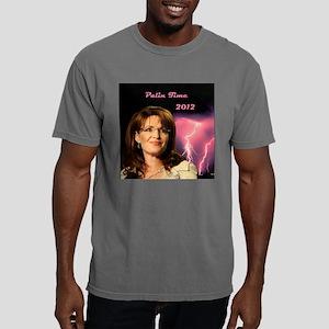 PalinTime2012a Mens Comfort Colors Shirt