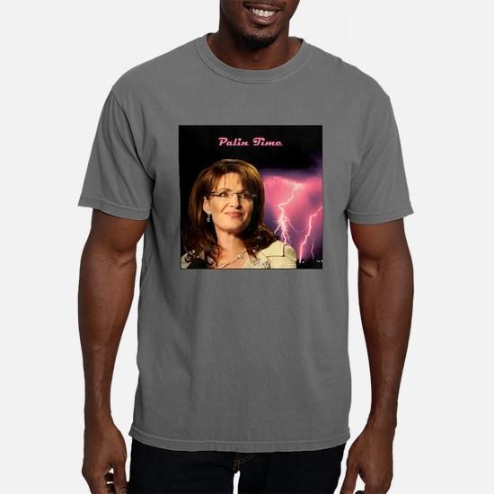 PalinTime-a.png Mens Comfort Colors Shirt