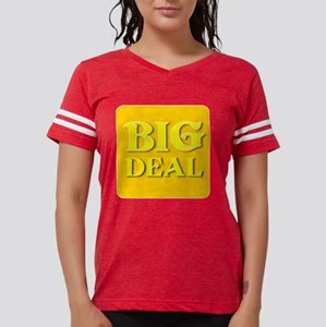 BIg DEAL Womens Football Shirt