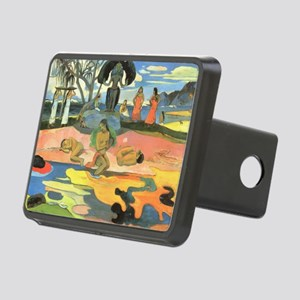 Paul Gauguin Rectangular Hitch Cover