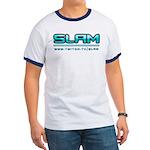 Slam Ringer T T-Shirt