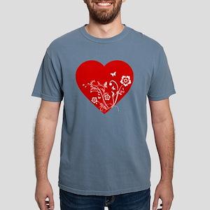 love08 Mens Comfort Colors Shirt