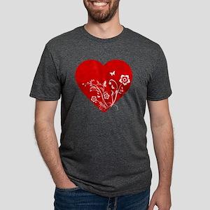 love08 Mens Tri-blend T-Shirt