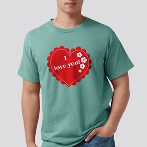 love05 Mens Comfort Colors Shirt