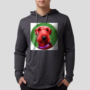 alfts1 Mens Hooded Shirt