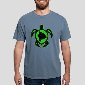 big island turtle Mens Comfort Colors Shirt