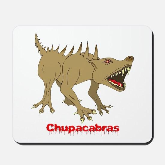 Chupacabras 2 Mousepad