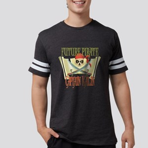 PirateKALIN Mens Football Shirt