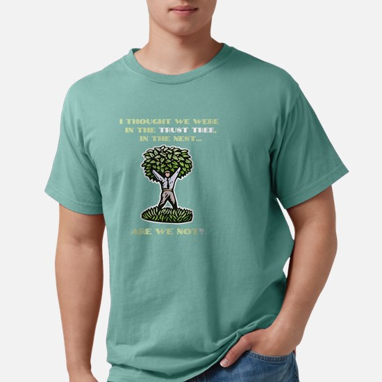 Trust Tree.png Mens Comfort Colors Shirt
