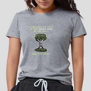 Trust Tree Womens Tri-blend T-Shirt