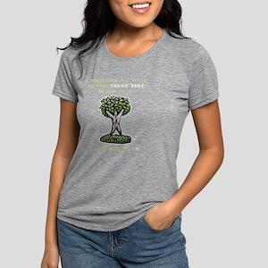 Trust Tree Womens Tri-blend T-Shirt