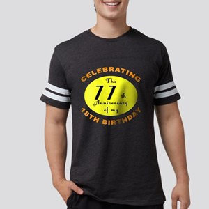 anniversay 95 Mens Football Shirt