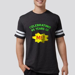 celebrating me 95 Mens Football Shirt