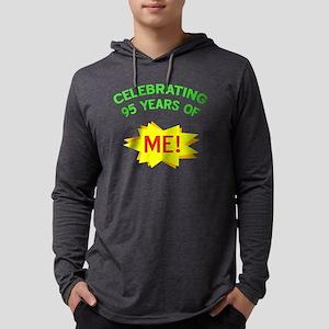 celebrating me 95 Mens Hooded Shirt