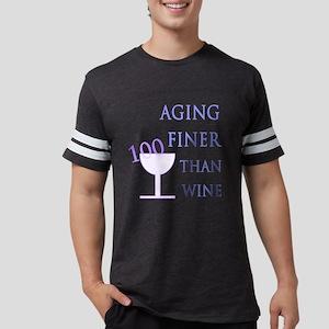 wine 100 Mens Football Shirt