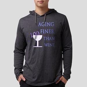 wine 100 Mens Hooded Shirt