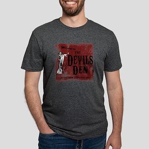 Devils Den Mens Tri-blend T-Shirt