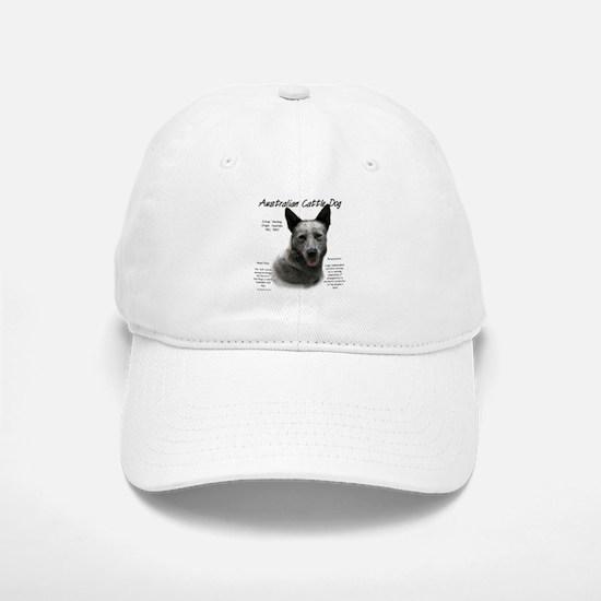 Cattle Dog (blue) Baseball Baseball Cap