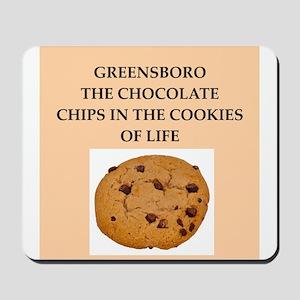 greensboro Mousepad
