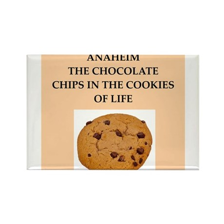 ANAHEIM Rectangle Magnet (10 pack)