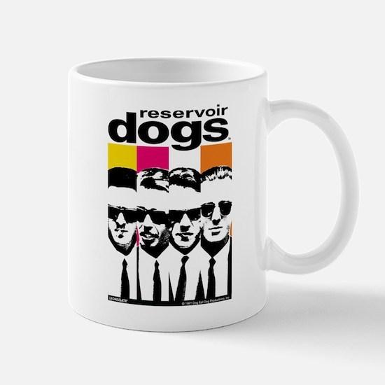 Reservoir Dogs DVD Cover Style Mug