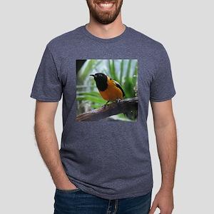 OrangeBird3.5x3.5 Mens Tri-blend T-Shirt