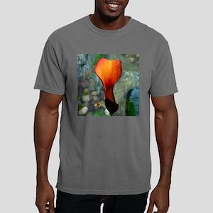 callalily-tile Mens Comfort Colors Shirt