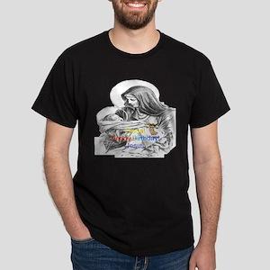 Gloria! Happy Birthday! Jesus Dark T-Shirt