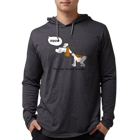 panic4 copy 10x10.png Mens Hooded Shirt