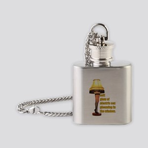 Electric Sex Flask Necklace