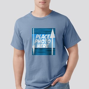 Personalize Design Mens Comfort Colors Shirt