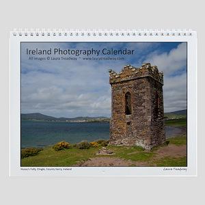 Ireland Photography Wall Calendar