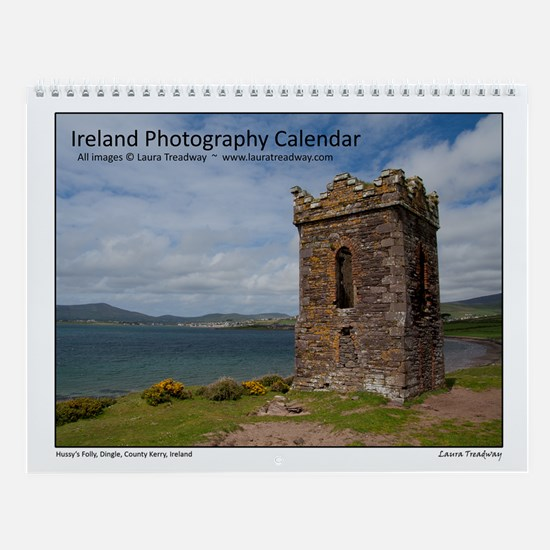 Ireland Photography Wall Calendar