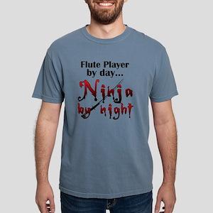 flute_ninja_light Mens Comfort Colors Shirt