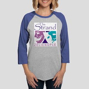 Strand Logo Zelie Only Womens Baseball Tee