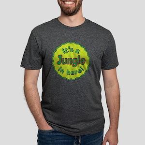 It's a Jungle in Here Mens Tri-blend T-Shirt