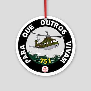 Forca Aérea Portuguesa Esquadra 751 Pumas Ornament