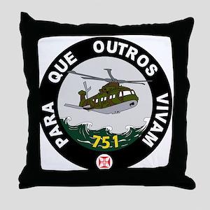 Forca Aérea Portuguesa Esquadra 751 Pumas Throw Pi