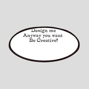 design me Patches