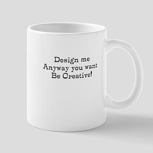 design me Mug