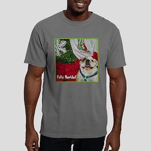 000feliz navidadblgreen. Mens Comfort Colors Shirt