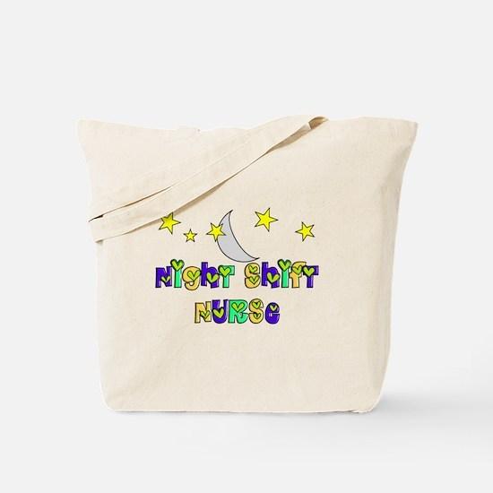 Night Shift Nurse 3.PNG Tote Bag