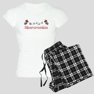 Abercrombie, Christmas Women's Light Pajamas