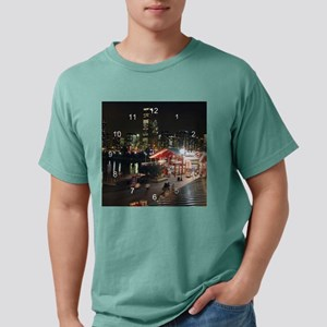 chicago from the Navy Pi Mens Comfort Colors Shirt