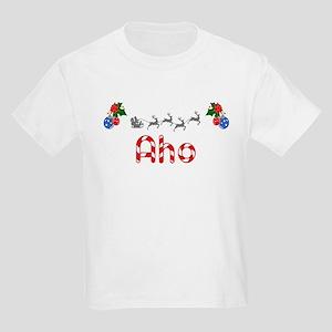 Aho, Christmas Kids Light T-Shirt