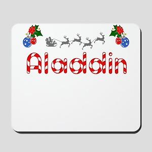 Aladdin, Christmas Mousepad
